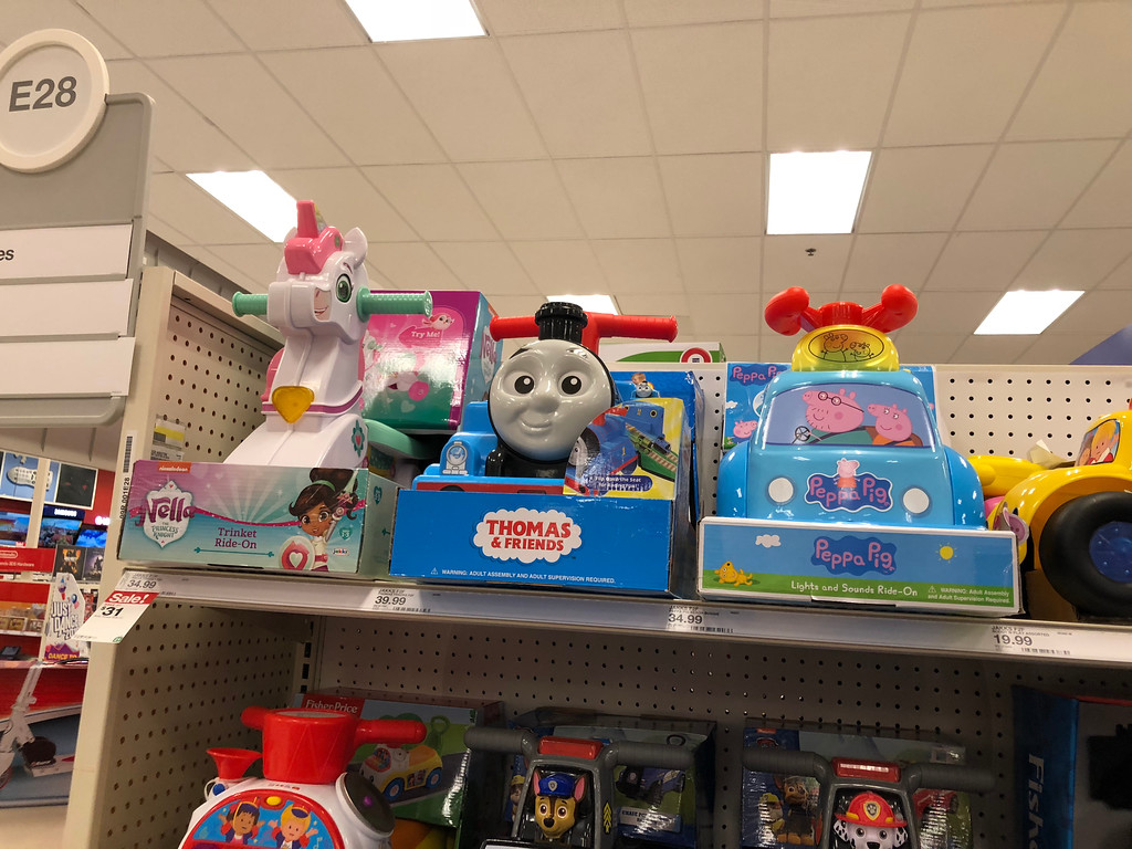 Unicorn Toys Target Up To 50 Off Ride On Toys At Target Fisher Price Little People