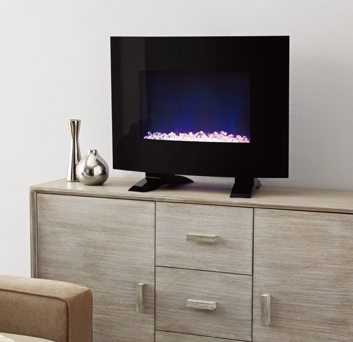 Electric Fireplaces For Sale At Walmart Mainstays Electric Fireplace Only 74 At Walmart Hip2save