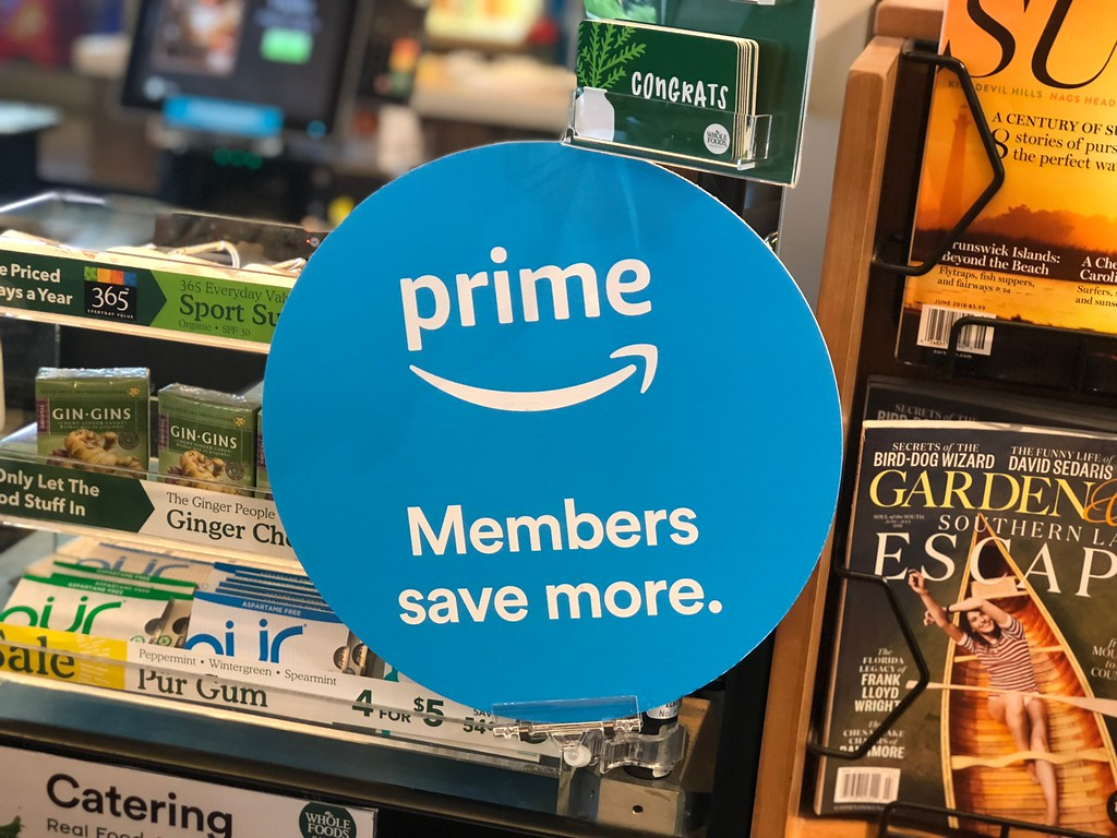 Amazon Whole Foods 10 Off 20 Whole Foods Purchase W Free Amazon Prime Trial