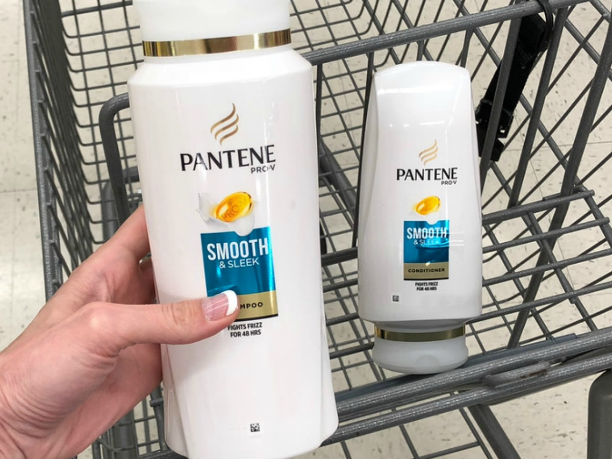 Store Without A Home 40 Off Shampoo Conditioner At Amazon Pantene Herbal Essences
