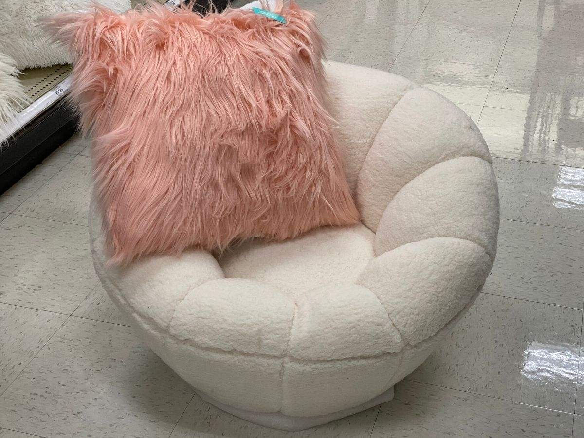 This Pillowfort Chair From Target Is 85 Less Than The Pottery Barn Original Hip2save
