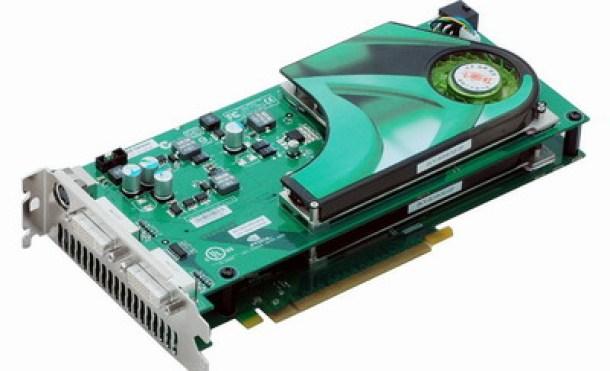 Nvidia 7950GX2