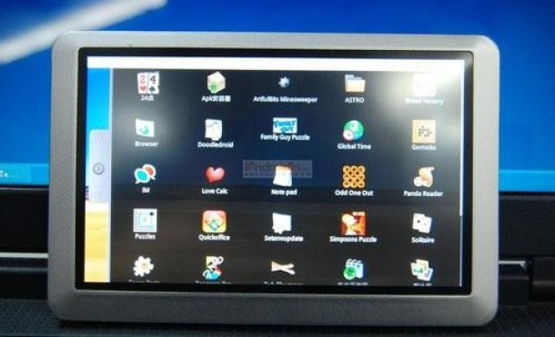 RAmos T11 con Android