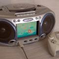 Logran meter un Dreamcast en un pequeño equipo de sonido