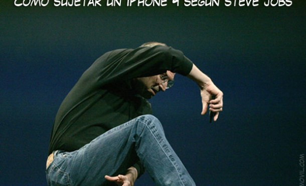 Steve-Jobs-iPhone-4-señal