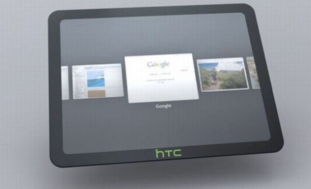 HTC Scribe