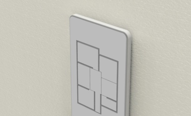 Interruptor de la luz (Concepto) - Taewon Hwang
