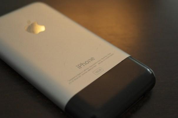 Cuatro años de iPhone
