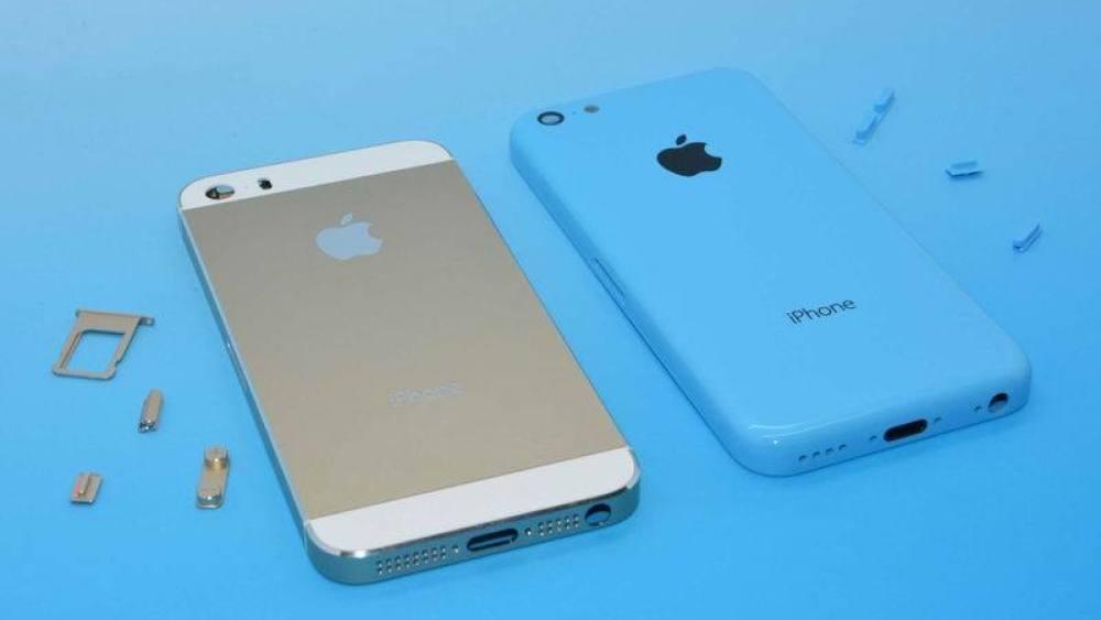 Nuevas imágenes del iPhone 5S confirman la cámara de 8 megapixels y el lector de huellas