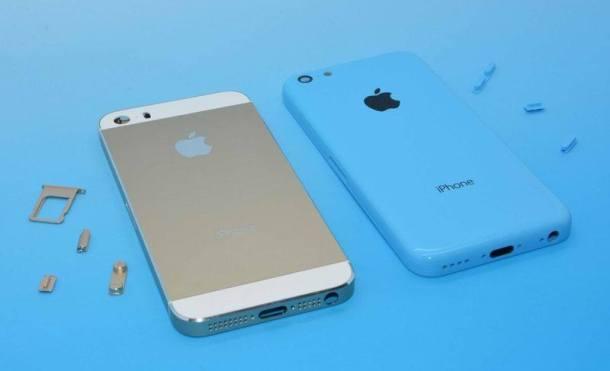 Imágenes del iPhone 5S