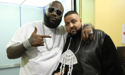 Rick Ross DJ Khaled