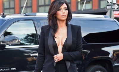 Kim K. Boobs Feature