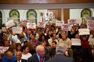 16th street baptist church fight latinos