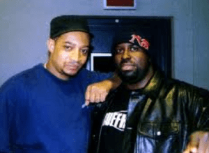 Red Alert and Funkmaster Flex