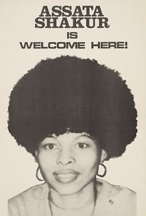 Assata Shakur Welcome