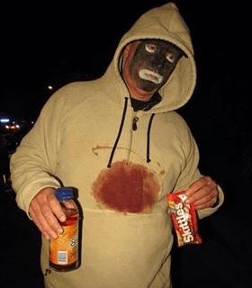Trayvon Blackface