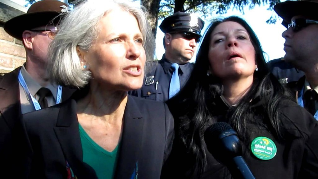 A Conversation w/ Dr Jill Stein & Cheri Honkala on Obamacare & the Green Shadow Cabinet
