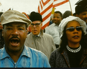 Martin and Coretta