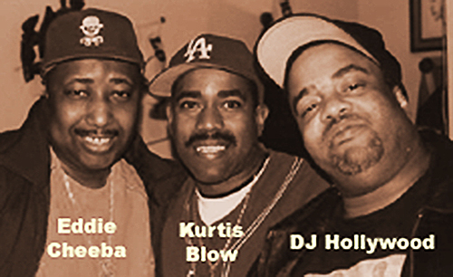 Hip Hop History: Eddie Cheba & DJ Hollywood -The 'Disco Side' of Hip Hop