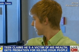 Affluenza Defense