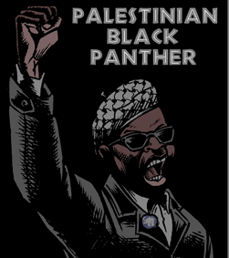 Palestinian Black Panther