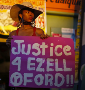 Ezell Ford Protests
