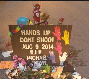 Live Dispatches from Ferguson: Standing at the Crossroads