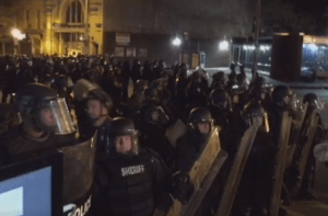 Baltimore police riots