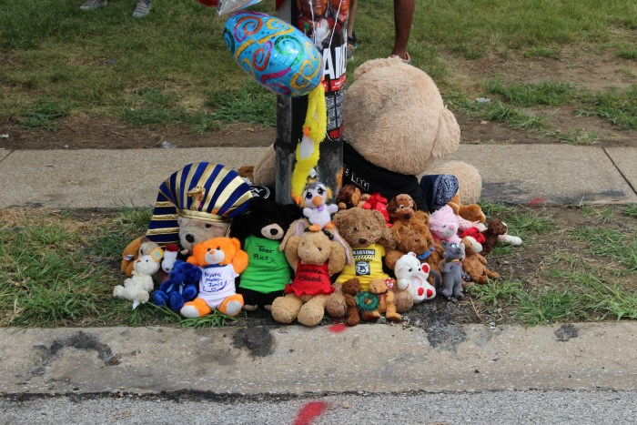 FERG Mike Brown Memorial 2