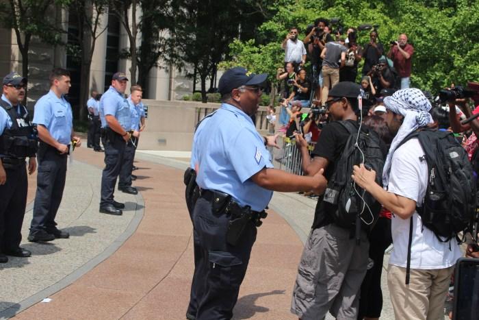 DOJ March St Louis arrest