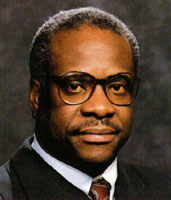 Clarence Thomas and his fellow conservative justices voted 5-4 to deny the rights of those convicted to have DNA testing to prove their innocence. We need to keep this in mind when Supreme Court and Federal Judges are being nominated and put in courts. We are gonna be haunted by George Bush sr's picks for years to come