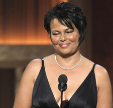 BET CEO Debra Lee- Not sure if it was Ms Lee, but BET denounces Lil Wayne and Drake's performance at the BET Awards