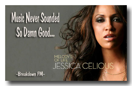 Los Angeles based singer song writer Jessica Celious has been quietly making her mark and is now about to blow the spot. Check for her album 'Melodies of Life 'is on Amazon and digital music stores near u. This sista definitely has it going on