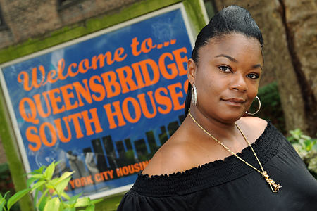 Dr. Roxanne Shante is a former rap star who grew up in the Queensbridge Projects. She is now a psychiatrist, giving back to the community --