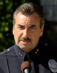 LAPD Chief Charlie Beck