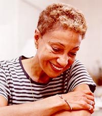 The late June Jordan