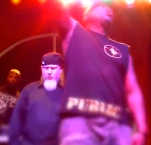 Chuck D and Brother Ali