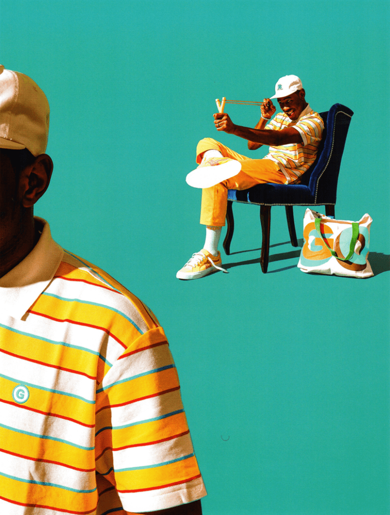 Fall Out Boy Flower Wallpaper Tyler The Creator Unveils 2016 Golf Wang Fall Winter Look