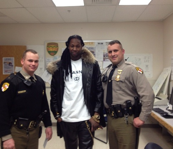 2 chainz arrested