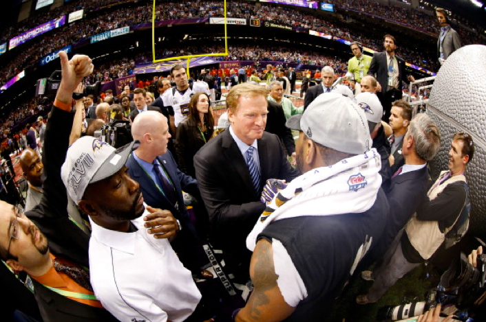 Baltimore Ravens Win Superbowl