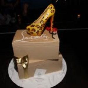 Mona's Louboutin Cake