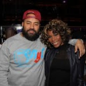 Ebro Darden and K. Foxx