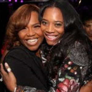 Mona Scott and Yandy Smith