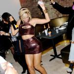 Beyonce Works The Dance Floor At Solange Knowles' NYFW Party