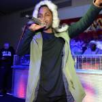 K-Dot Heats up New York City with Two Surprise Appearances (Photos Inside)
