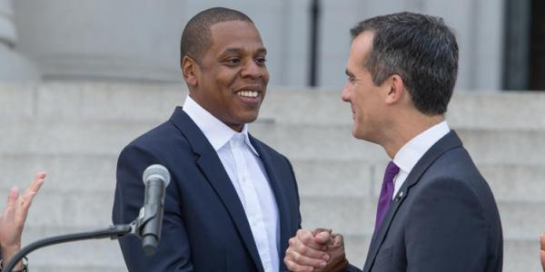 "Jay Z's ""Made In America"" Festival To Be Held Simultaneously In Philadelphia And Los Angeles"