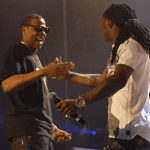 "Beef or Nah?  Lil Wayne Previews ""D'usse"" Song and Mentions Jay Z"