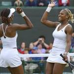Williams Sisters Eliminated In Second Round