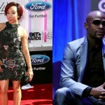 Did Tiny Crush Floyd Mayweather's Ego on the BET Awards Red Carpet?