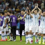 Argentina Advance To Finals